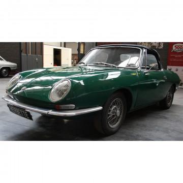 N° 3 - FIAT 850 SPIDER - 1966. Little Ferrari !!! Cette petite décapotable est une idée originale du designer italien Bertone. Elle est en bel état Mécanique, Carrosserie et Intérieur : Réglage soupapes, Révision, Filtre à air neuf. Présence d'une experti